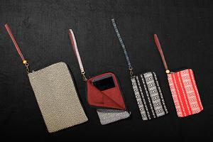 編織手機袋