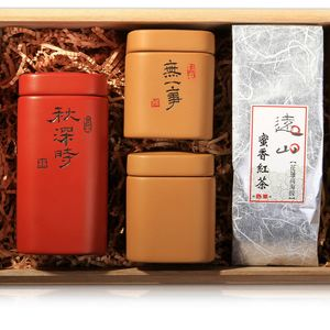 陶罐茶禮盒