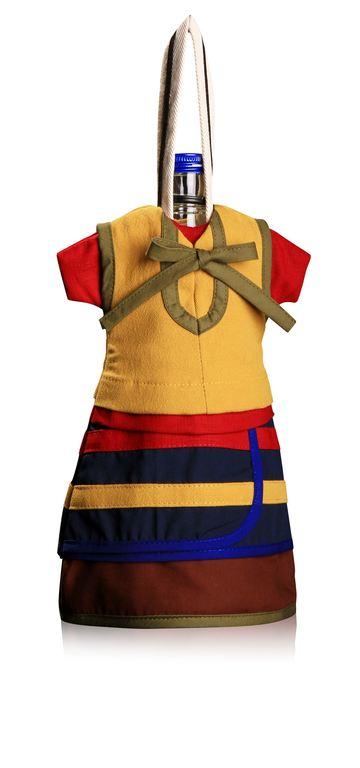 原住民酒瓶套(撒奇萊雅族/阿美族)