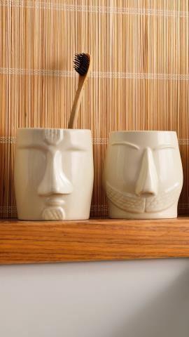 太魯閣族陶杯