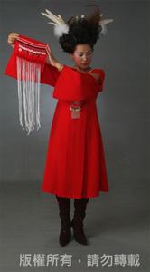 創新原住民服飾設計
