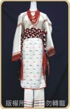 作品〈傳統服飾〉