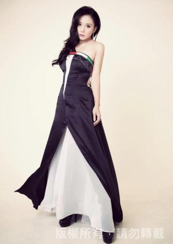 鄒族裙襬元素依個人特質設計