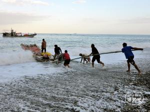 七星潭漁人衝浪體驗