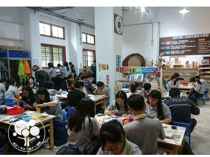 桔籽樹手作藝術空間|各式木工彩繪手作體驗