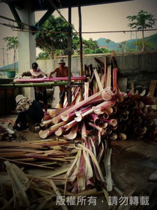 香蕉絲製程