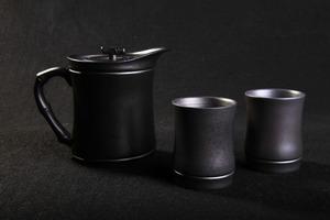 自在分享炭陶壺杯