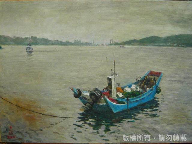 淡水 漁船